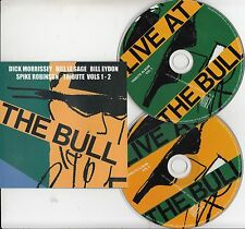 DICK MORRISSEY/SPIKE ROBINSON/BILL LE SAGE Live at The Bull 1987/89 Tribute 2-CD