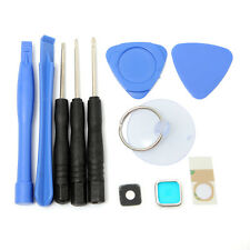 Camera Glass Lens Cover +8 pcs Repair Tools Kit For Samsung Galaxy S5 I9600 G900
