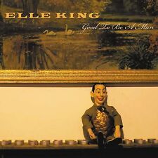 "ELLE KING- Good To Be a Man/No One Can Save You RARE 7"" Vinyl LP Record 2012 OOP"