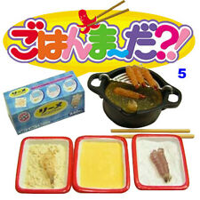 Rare! Re-ment Miniature Is Dinner Ready?! No.5 Fried Shrimp(Tempura)