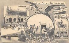 2693) 3 REGGIMENTO GENIO DISTACCAMENTO DI PIACENZA, 4 VEDUTINE.