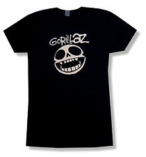 GORILLAZ DEMON DAYS NYC BLACK BABY DOLL T-SHIRT NEW OFFICIAL JUNIORS MEDIUM M/OS