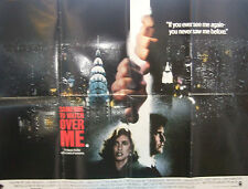 Tom Berenger SOMEONE TO WATCH OVER ME(1988) Original movie poster