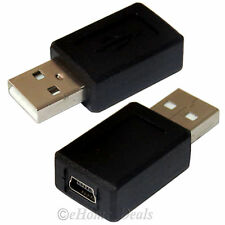 Usb 2.0 type a male to 5Pin type b mini female câble adaptateur connecteur convertisseur