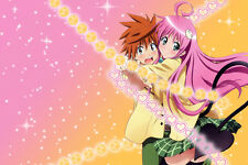 To Love-Ru Anime Complete Seasons DVD (Episodes 26+6+12+3+12=59)(6 DVDs)