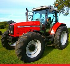 MASSEY FERGUSON TRACTORS SHOP SERVICE MANUAL MF6235 MF6245 MF6255 MF6260 MF6265