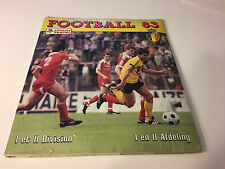 ALBUM FIGURINE PANINI BELGIO 1983 CALCIATORI SIGILLATO SEALED