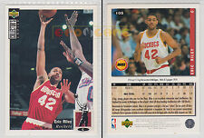 NBA UPPER DECK 1994 COLLECTOR'S CHOICE - Eric Riley #105 - Ita/Eng- MINT