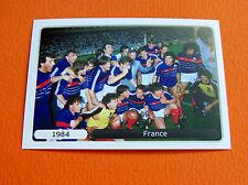 526 EQUIPE TEAM COUPE FRANCE 1984 FOOTBALL PANINI UEFA EURO 2012