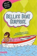 Bella's Boat Surprise (My First Graphic Novel)-ExLibrary