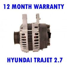 HYUNDAI TRAJET 2.7 V6 MPV 2000 2001 2002 2003 - 2008 REMANUFACTURED ALTERNATOR