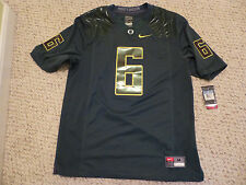 NWT Nike Oregon Ducks #6 Green Limited Stitched Jersey (Men Size MEDIUM)