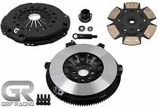 GRIP STAGE 3 CLUTCH KIT+CHROMOLY FLYWHEEL BMW 325 328 525 528 M3 Z3 E34 E36 E39
