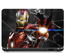 "Iron Man Laptop Skin 15.6"" - High Quality 3M Vinyl"