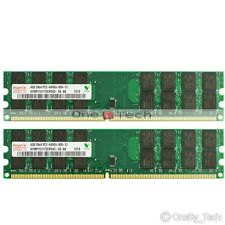 New Hynix  8GB 2x4GB PC2-6400 800Mhz 240PIN Desktop Memory For AMD Motherboard