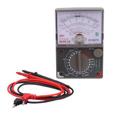 DE-960TR Range Pointer Type Mutimeters Analog Meter Multimeter Tester AC DC Volt