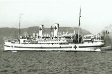 rp01461 - French Hospital Ship Liner - Asie - photo 6x4