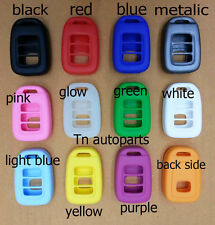 NEW KEY SHIRT REMOTE COVER SILICONE FOR NEW HONDA CITY JAZZ FIT 2014 KEY REMOTE