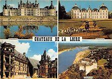 BR1467 France Chateaux de la Loire multi vues
