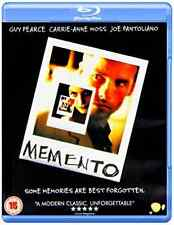 Guy Pearce, Carrie-Anne Moss-Memento  Blu-ray NEW