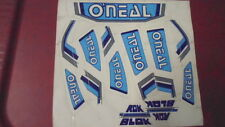Vintage O'neal Helmet Motocross Racing Decals Kit #2