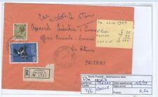 STORIA POSTALE - REPUBBLICA MULTIPLI - PIIM0067 - RACCOMANDATA - 4.50€