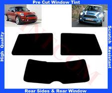 Pellicola Oscurante Vetri Mini Cooper 3 Porte 2007-2013 5%, 20%, 35% o 50%