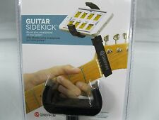 guitar sidekick griffin cell phone holder to guitar smartphone holder for guitar