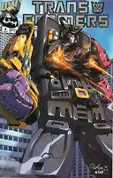 Transformers Generation1  #6 (NM)`02 Sarracini/ Lee (Cover B)