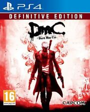 BRAND NEW SEALED DMC Devil May Cry Definitive Edition PS4 GAME