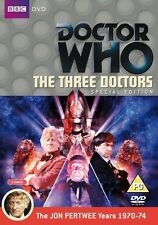 Doctor Who - The Three Doctors (2 Disc Special Edition) Dr Who is Jon Pertwee