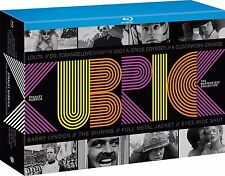 Stanley Kubrick - The Masterpiece Collection (Blu-ray) BRAND NEW!!