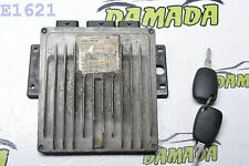 RENAULT KANGOO 1998 2009 1.6 L PETROL ENGINE CONTROL ECU UNIT GENUINE 8200331477
