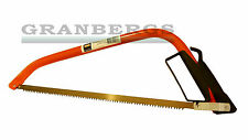 Bahco Bow Saw SE-16-21 530mm 21'' Hardpoint Garden/Wood Saw Quality Made Swedish