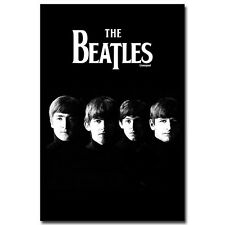 "The Beatles Art Silk Wall Poster Super Rock Band Music Bedroom Decor 24x36"" 21"