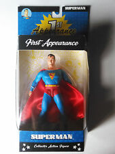 DC DIRECT 1ST APPEARANCE SUPERMAN ACTION FIGURE