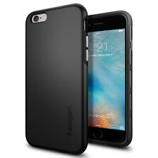 Spigen iPhone 6s Plus Case Thin Fit Hybrid Black