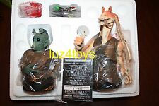 Gentle Giant Jar Jar Binks with W. Wald 2012 PGM Holiday Busts Edt #2 of 600