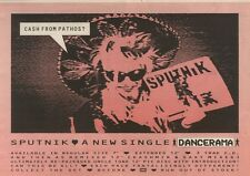 18/3/89Pgn28 Advert: Sputnik A New Single 'dancerama' On Emi Records 7x11