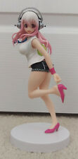 """Super Sonico - Lifestyle Series - """"Going Out Time"""" Prize Figure (Furyu)"""