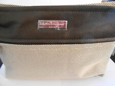 "Asiana Airline First Class  Salvatore Ferragamo Amenity Kit ""Brand New"""