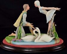 "LASZLO ISPANKY ""Swan Lake"" Limited Edition 174/300 BALLET Figurine Excellent!"