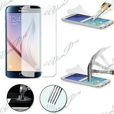 2 Films Verre Trempe Protecteur Protection Samsung Galaxy S6 SM-G920/ SM-G9200