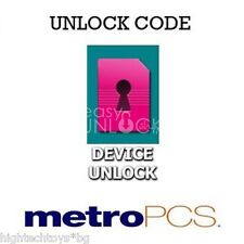 Metro PCS Unlock APP LG STYLO2 K7 K10 Samsung S7 J7 Grand Core PRIME On5