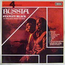 Stanley Black Russia 33 tours Decca Phase 4 Stéréo