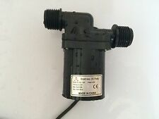 24V DC Micro Water Pump, Submersible Small electric Pump, DC40C-2460, 900LPH 6M
