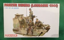 Dragon 6156 - German Panzer Riders (Lorraine, 1944) - Scala 1/35