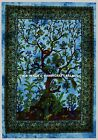 Tree of Life Hippie Tapestry Boho Wall Hanging Cotton Ethnic Wall Dorm Decor Art