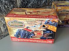 Bandai Mystic Knights Of Tir Na Nog Rare Dragons Wrath Battle Gauntlet#Nib