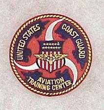 USCG patch: Aviation Training Center